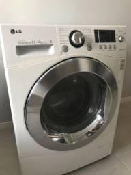 Máquina de lavar e secar LG