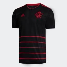 Camisa 3 Flamengo 20/21 Oficial Tamanho:G Nova Com a Etiqueta