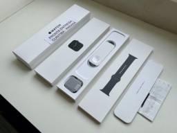 Apple Watch SE 44 Cinza Espacial. Garantia 2022. Troco