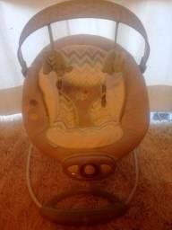 Cadeira de descanço vibra e toca Ingenuity