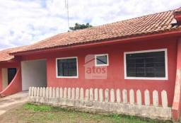 Casa com 2 dormitórios para alugar, 65 m² por R$ 1.000/mês - Boqueirão - Curitiba/PR