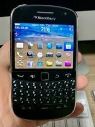BlackBerry Bold 9900 - perfeito estado - completo