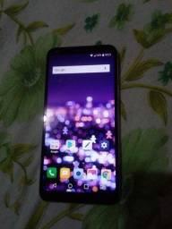 Smartphone LG Q6 Cinza