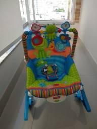 Cadeira de descanso Fisher price novinha!