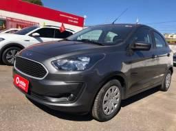 Ford ka Cinza 2019 Completo Financia sem entrada para uber