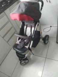Carrinho Bebê Galzerano Apollo3 rodas