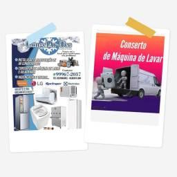 Título do anúncio: Assistência Técnica Especializada em Máquinas de Lavar Roupas / Vila Tiradentes