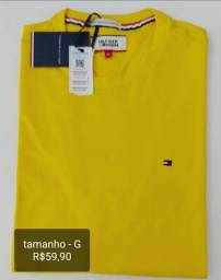 Título do anúncio: Camisetas Masculinas diversas Grifes (primeira linha)