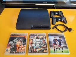 Playstation 3 Slim - Defeito