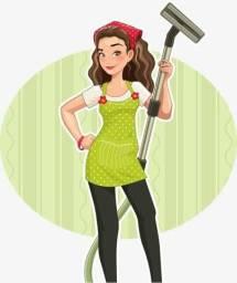 Título do anúncio: Limpeza-diarista-faxineira.