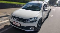 Título do anúncio: VW - VOLKSWAGEN SAVEIRO  CROSS 1.6 T.FLEX 16V CD