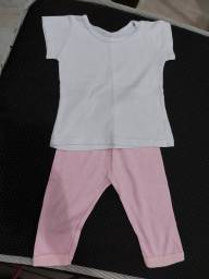 Título do anúncio: Lotinho bebe menina