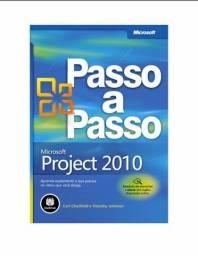 Título do anúncio: Livro - Microsoft Project 2010