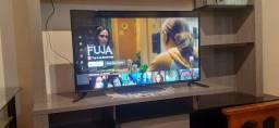 Tv smart 43 polegadas menos de um mes de uso