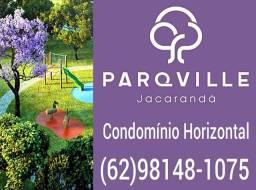 Parqville jacaranda- lotes apartir de 312 - lazer completo - lançamento