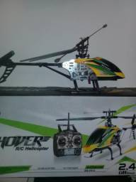 Helicóptero v912 muito novo é só voar