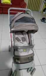 Carrinha de bebê