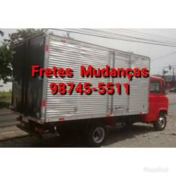 Fretes mudanças 98745-5511