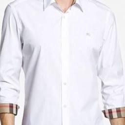 Camisa Socia Burberry