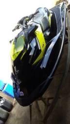 Jet ski seadoo rxp260 zerado ,troco por carro - 2012