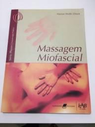 Livro Massagem Miofacial