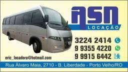 Locação de van micro-ônibus e ônibus executivos