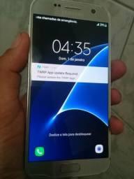 Galaxy S7 flat conservado