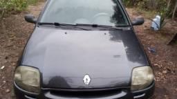 Carro conservado é emplacado 2018 - 2003