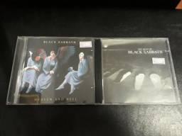 Cds Black Sabbath e Ozzy - Rock