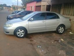 Corolla XEI 2006 manual 25 mil - 2006