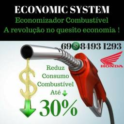 Economizador Combustível Para Motos Economize Até 30% Grapex