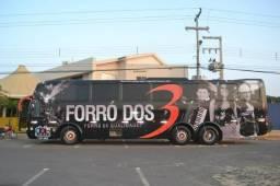 Vendo Ônibus rodoviário Mercedes O400 - 1998