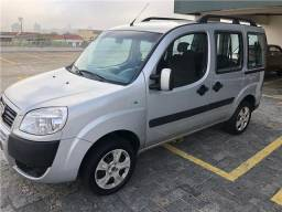 Fiat Doblo 2017 Essence 1.8 + 7 Lugares + 50.000km + ac troca - 2012