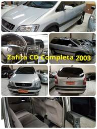 Gm - Chevrolet Zafira - 2003