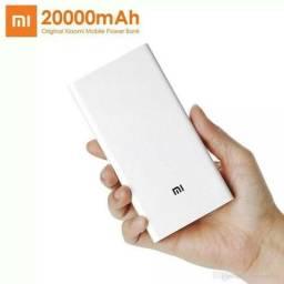 Xiaomi Carregador Portatil 20.000mah Original Quick