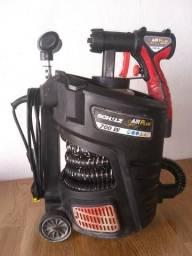 Compressor de ar Air plus spray Schulz 700w