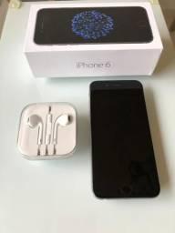 IPhone 6 64gb SUPER NOVO!!