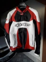 Jaqueta de couro alpinestar - 2016
