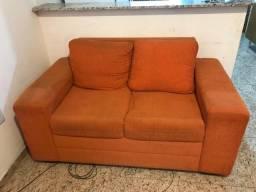 Estante ,sofá de 2 e 3 lugares,bicama!
