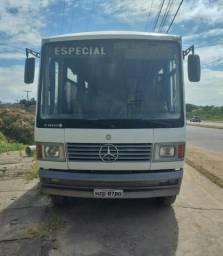 Vendo Micro Ônibus 608 - 1986
