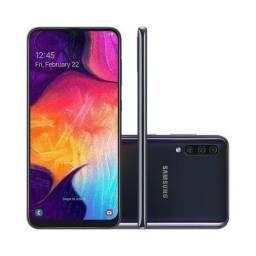 Samsung Galaxy A50 - 64GB - Preto