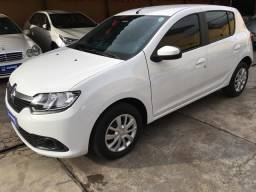 ALEX CAR Vende: Sandero Expression 1.0 Hi-Flex 2018/2018 - 2018