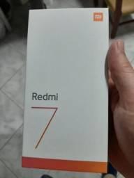 Smartphone redmi 7 Eclipse Black