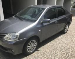 Etios 1.5 XLS (Sedan) 2013 REPASSE - 2013