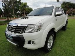 Hilux cd 4x4 srv top 2015/15 - 2015