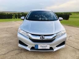 Honda City 1.5 Lx 16v flex automático 2016 Vendo, troco ou financio - 2016