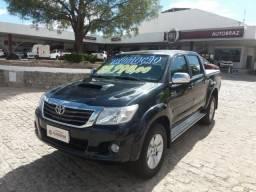 Hilux Cd Srv D4-d 4x4 3.0 Tdi Diesel Aut - 2013
