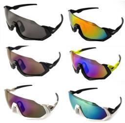 Óculos de ciclismo Modelo estilo Flight Jacket - NOVO