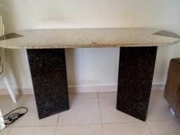 Mesa birô em granito