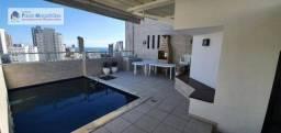 Cobertura com 5 dormitórios à venda, 300 m² - Salvador/BA